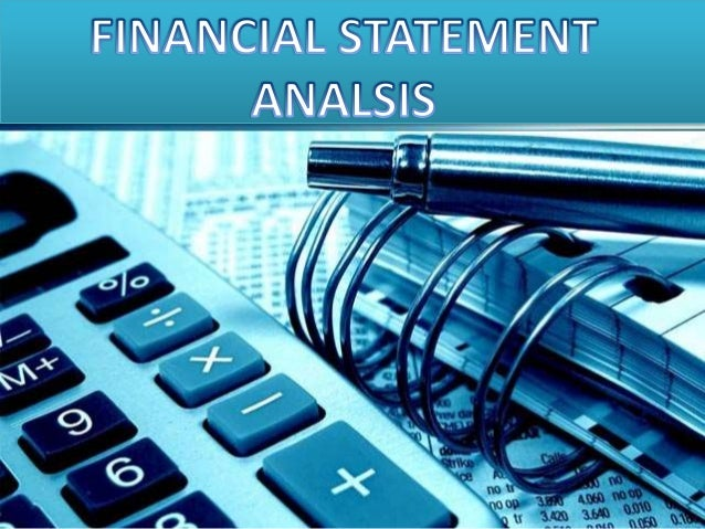 1. UNDERSTANDING THE ROLE OF FINANCIAL STATEMENTS 2. RELEVANCE OF NOTES TO ACCOUNTS AND SCHEDULES TO FINANCIAL STATEMENT 3...