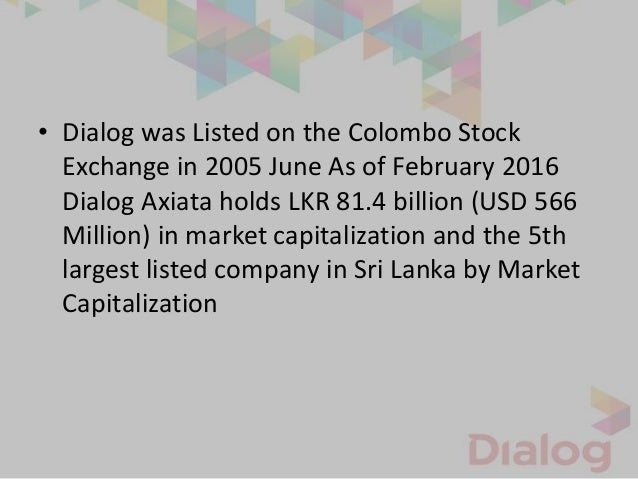 pestle analysis for dialog axiata Dialog axiata ansoff matrix an analysis of the portrayal of the age of reason and marriage in jane austens novel pride and pestle analysis of kellogg company.