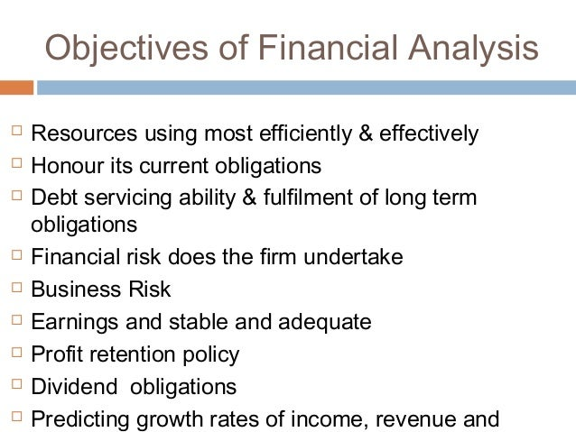 financial statement analysis types  u0026 techniques