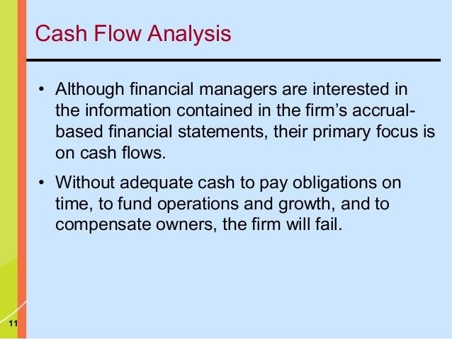 Fund flow analysis