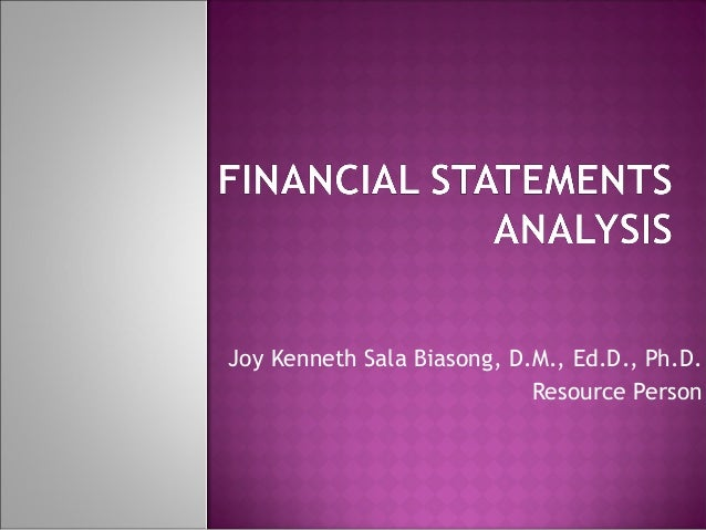 Joy Kenneth Sala Biasong, D.M., Ed.D., Ph.D.  Resource Person