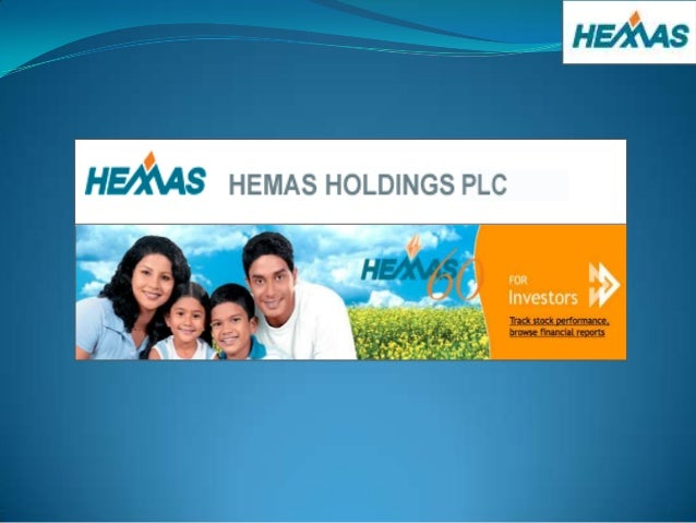 hemas holdings The competitiveness program (tcp) a sri lankan case study of firm-level competitiveness hemas holdings limited shehara.