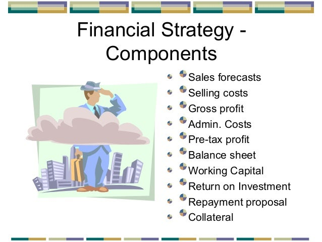 what are components of aggressive finance strategies Fraud risk checklist:  developing a strategy for prevention, detection,  • management setting unduly aggressive financial.