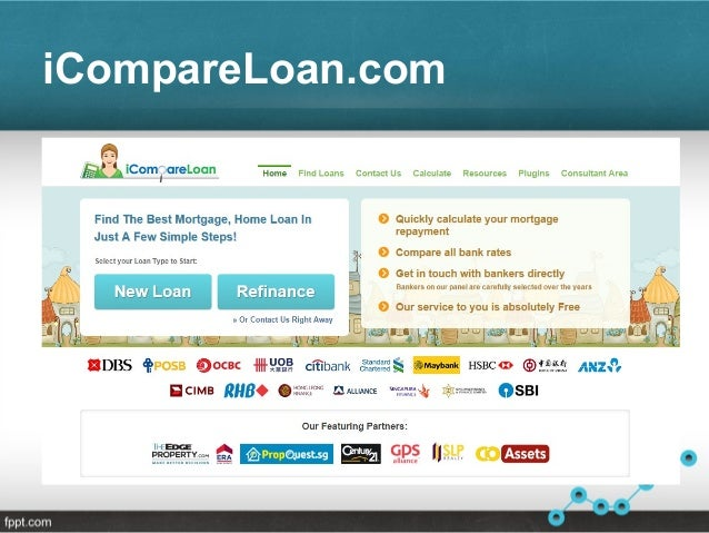 10 Financial Comparison Websites in Singapore