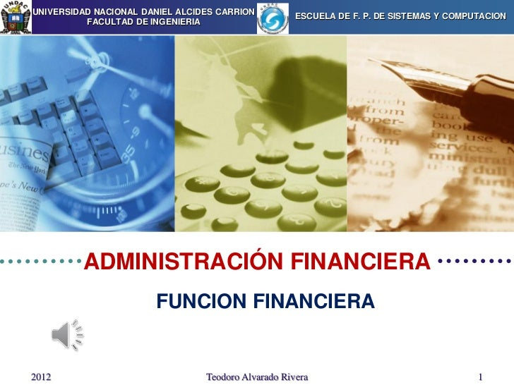 UNIVERSIDAD NACIONAL DANIEL ALCIDES CARRION                                                     ESCUELA DE F. P. DE SISTEM...