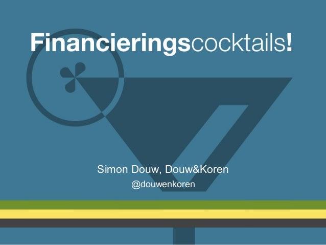 Simon Douw, Douw&Koren @douwenkoren