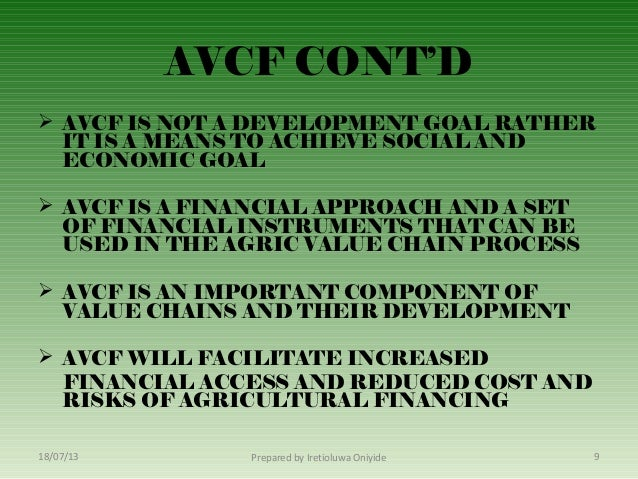 Industrial development in nigeria