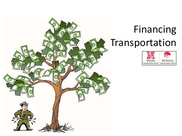 Financing Transportation