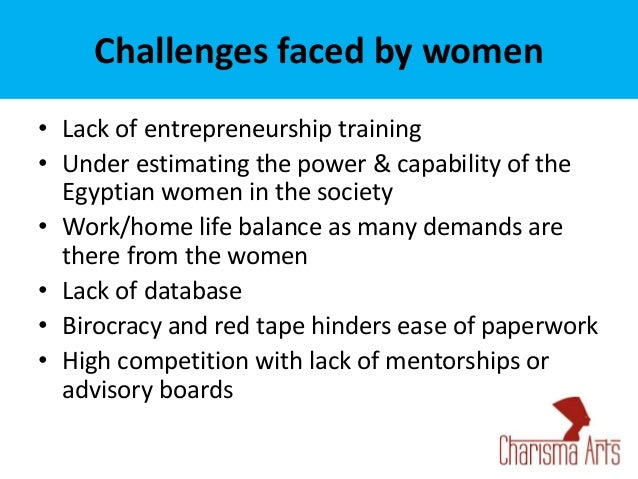 the impact of culture on women entrepreneurship Gender, culture and entrepreneurship in kenya  involvement in entrepreneurship culture in this sense is  few studies have looked at cultural impact on gender.