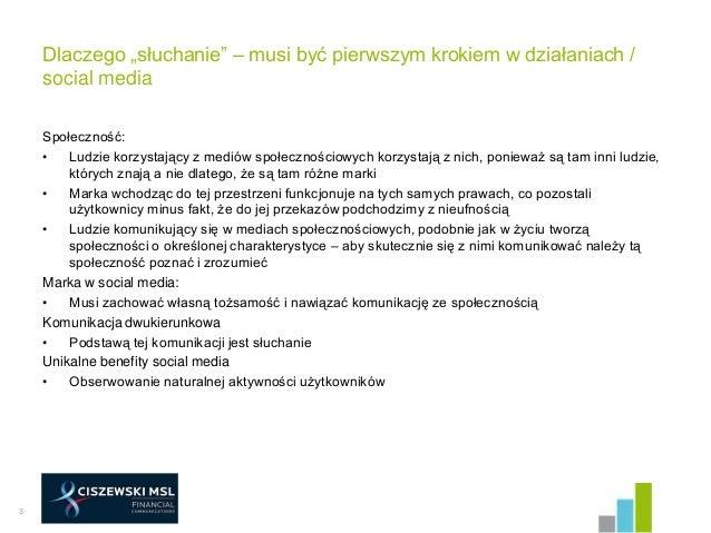 Finanse w social media Slide 3