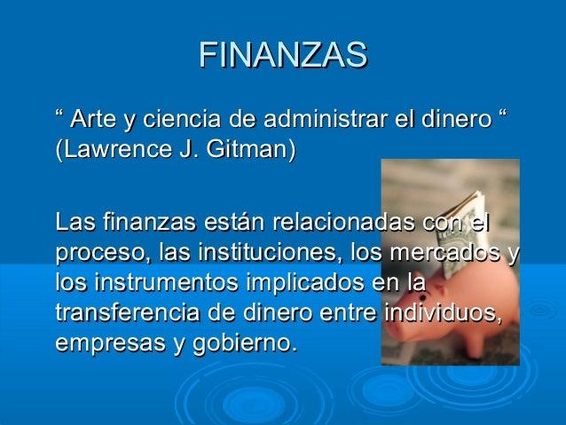 Finanzas Slide 3