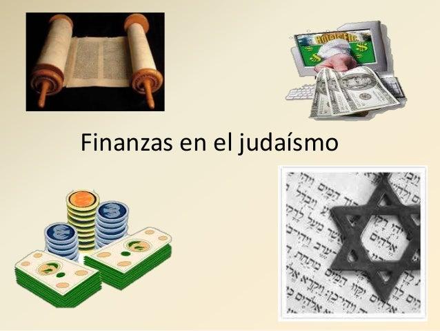 Finanzas en el judaísmo