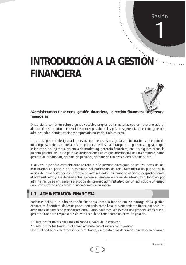 82 Gerencia De Administracin Y Finanzas