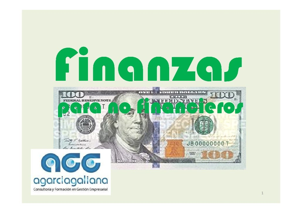 Finanzaspara no financieros                      1
