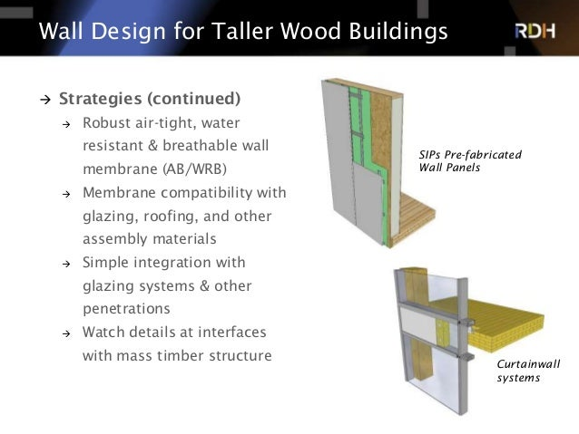 Tall Wood Building Enclosure Designs That Work