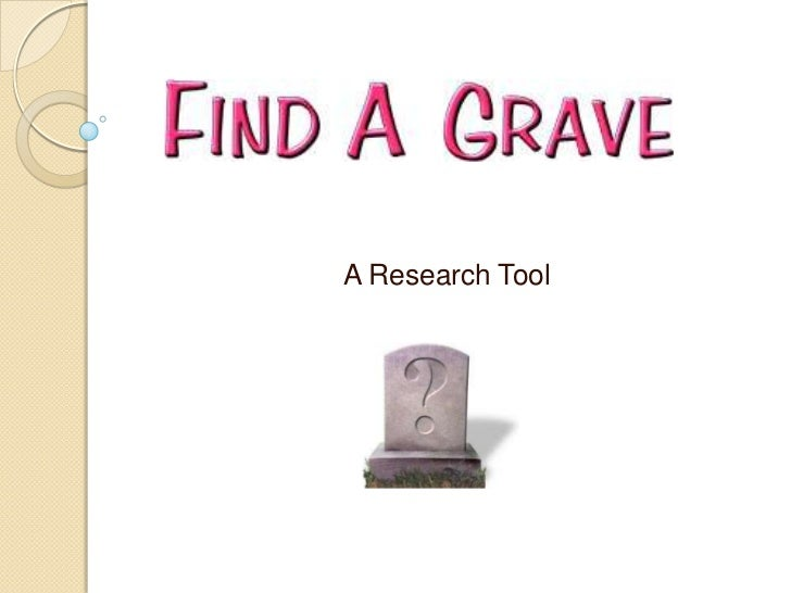 A Research Tool