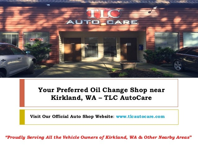 How Much Should An Oil Change Cost >> Wondering How Much Does An Oil Change Cost In Kirkland Wa