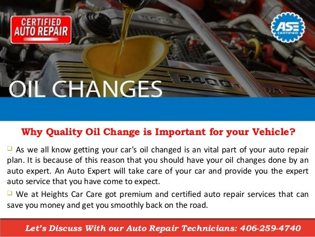 how often do you get an oil change for your vehicle near billings mt. Black Bedroom Furniture Sets. Home Design Ideas