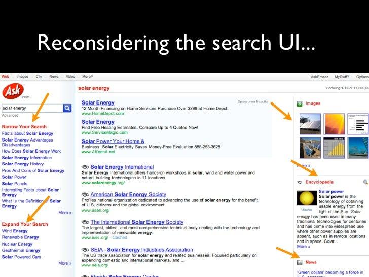 Convert Advanced Searchinto Re Nement Search