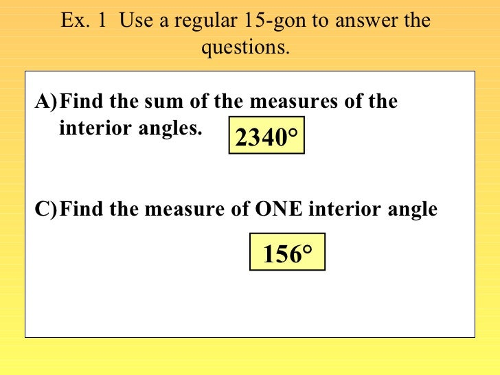 How to find the interior angle of a 7 sided polygon awesome home for How do you find the exterior angles of a polygon