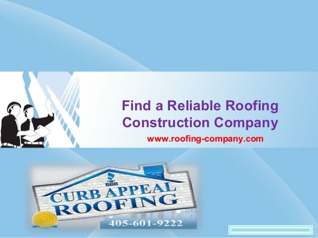 Marvelous Find A Reliable Roofing Construction Company Www.roofing Company.com ...
