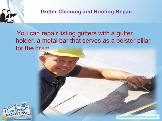 3. Gutter Cleaning And Roofing ...