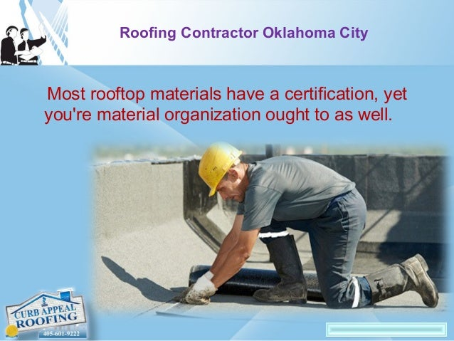Nice Roofing Contractor ...