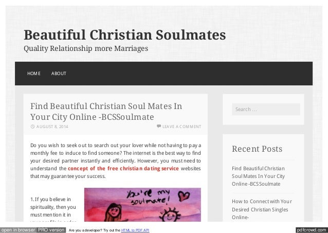 Christian hookup for free basic search