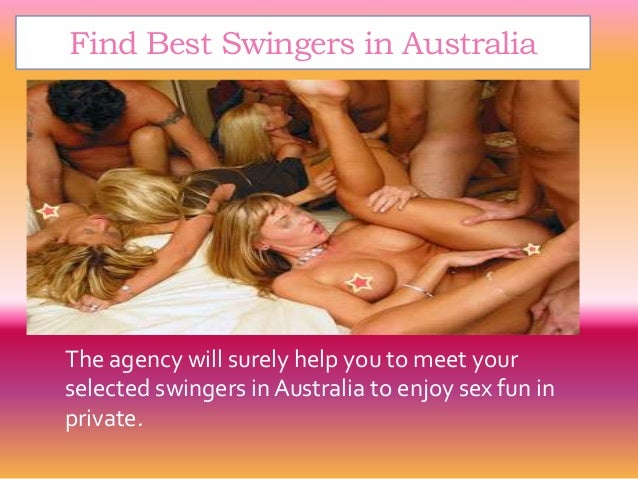 How to find swingers