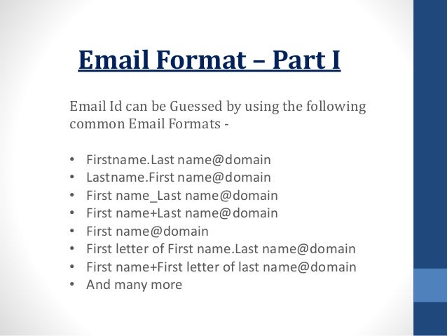 Find email address magic tricks for marketing and freelancing