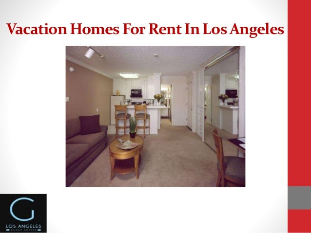 Find furnished houses for rent in los angeles for Rent a home in los angeles