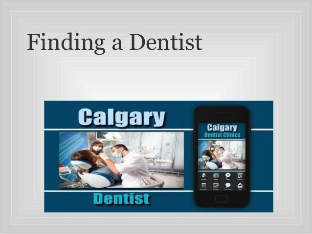 Finding a Dentist