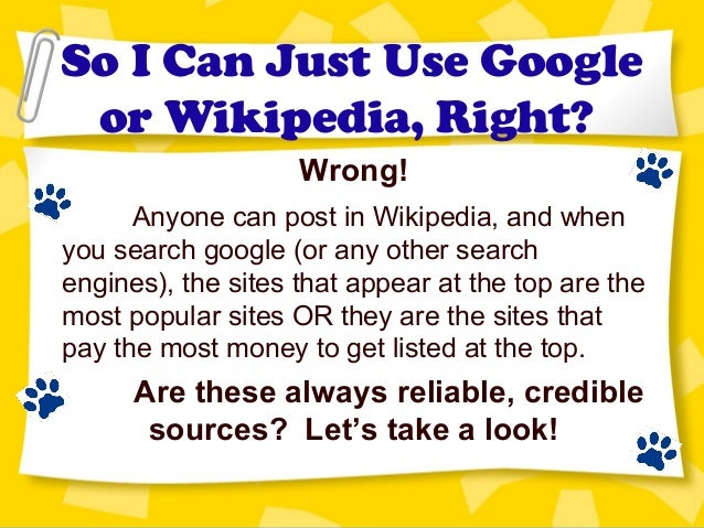 wikipedia a credible source Credible definition: able to be believed or trusted:  learn more.