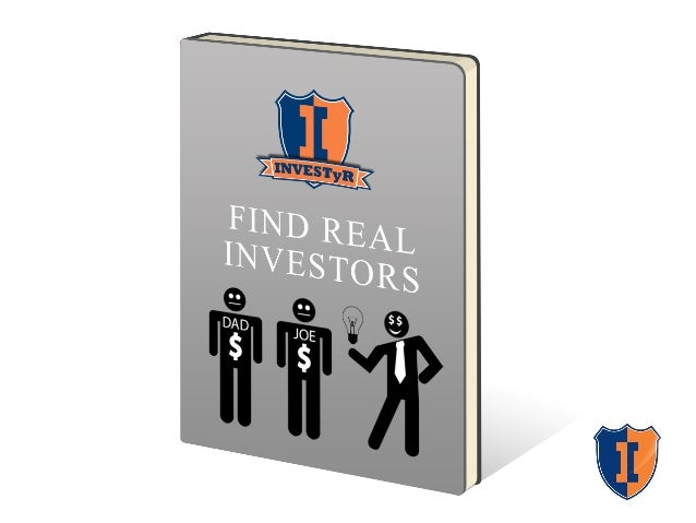 Course Objective To understand the how to efficiently find and network with investors.