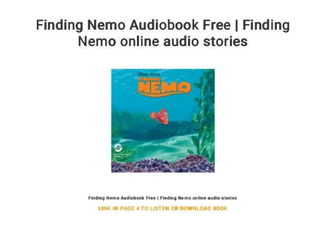 download finding nemo online free