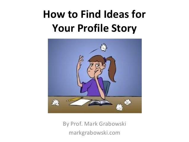 Profile pic ideas