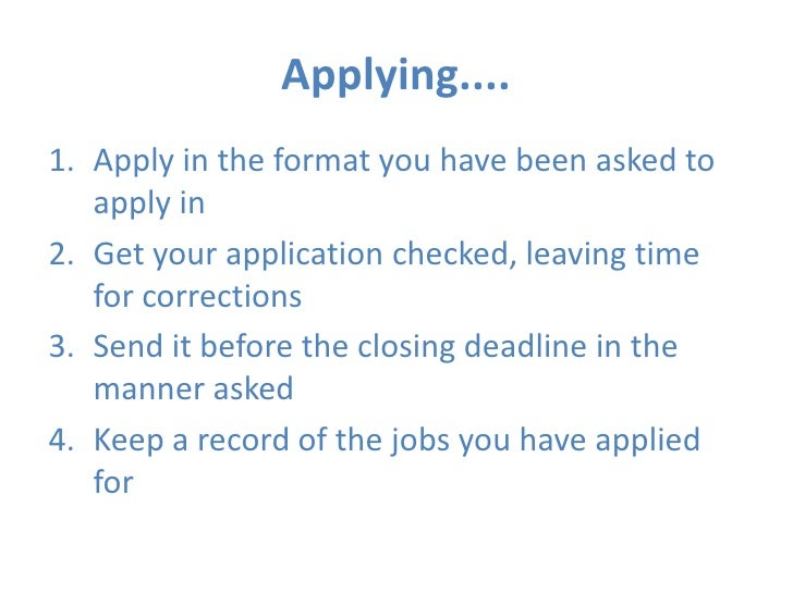 how to apply work in norway