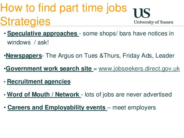 Find the latest Part Time jobs in Worthing on Gumtree. Hunt for a new job, or hire people for your business.
