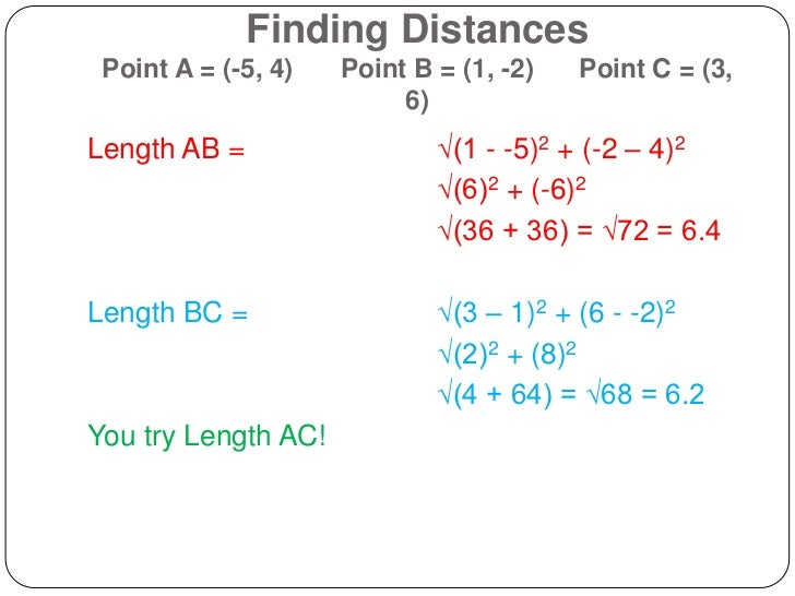 finding distance In a physics equation, given initial velocity, time, and acceleration, you can find an object's displacement here's an example: there you are, the tour de france.