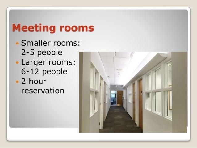 Arlington Central Library Room Reservation