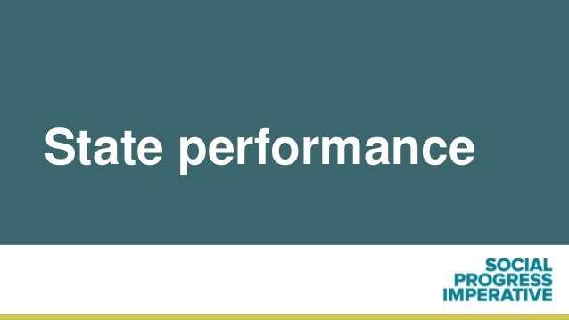 State performance
