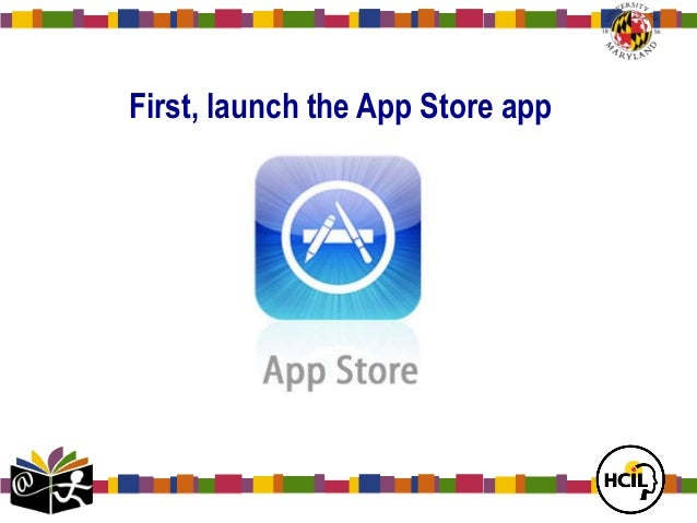 how to find my app app store