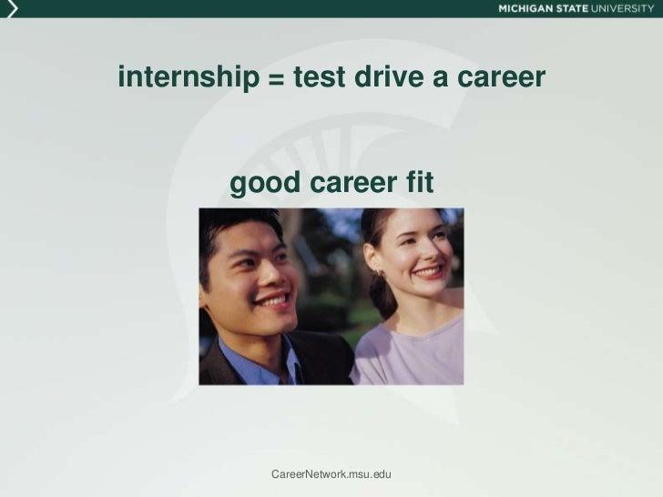 Finding Your Internship Slide 3