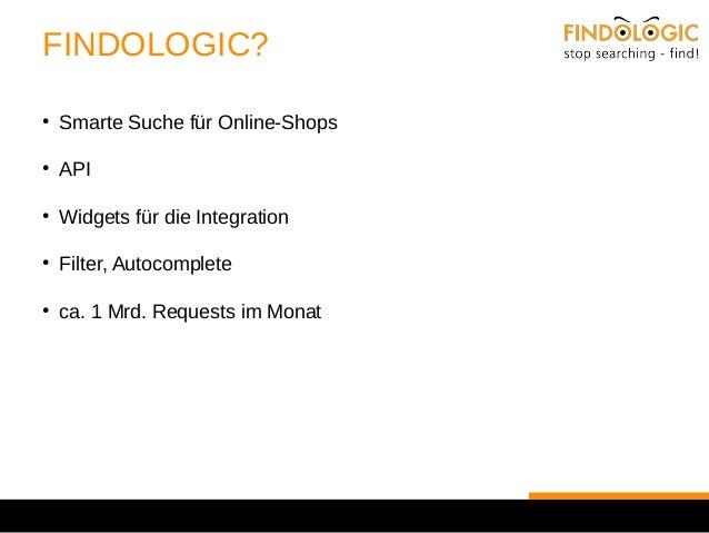 Der FINDOLOGIC Entwicklungsprozess Slide 2