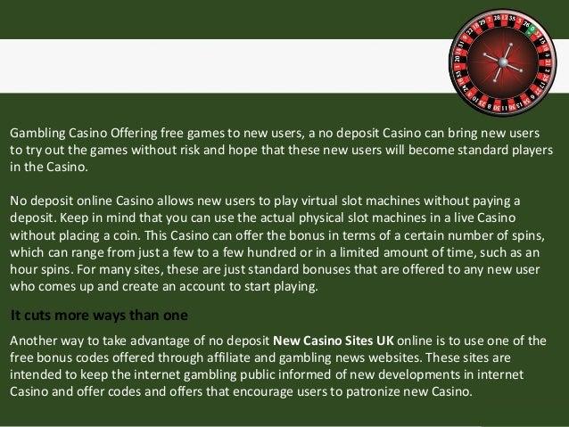 Brand New Casino