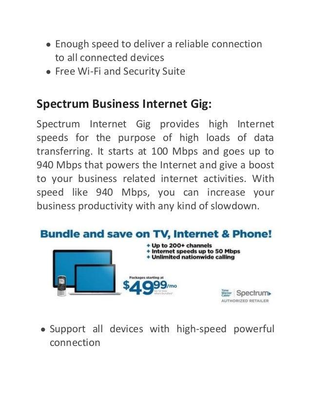 spectrum business customer service phone number