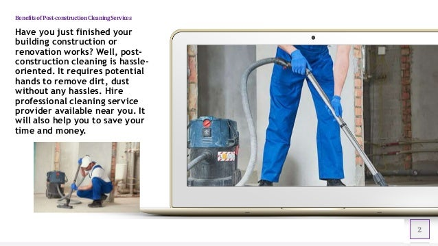 Find Post-Construction Cleaning Professionals Near You in Summit County Slide 2