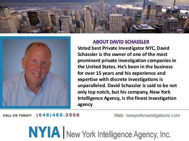 Find private investigator new york
