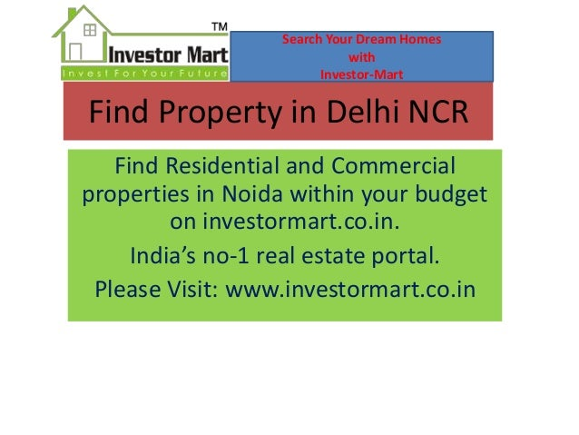 property search in delhi ncr