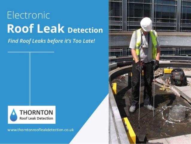 Nice El Ectronic Roof Leak Detection U2013 F Ind Roof Leaks Before I Tu0027s Too Late!